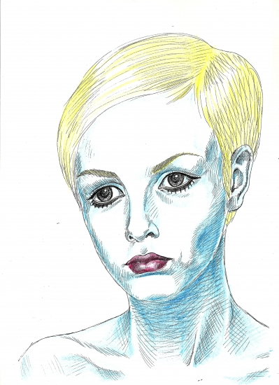 Twiggy by synthesiser